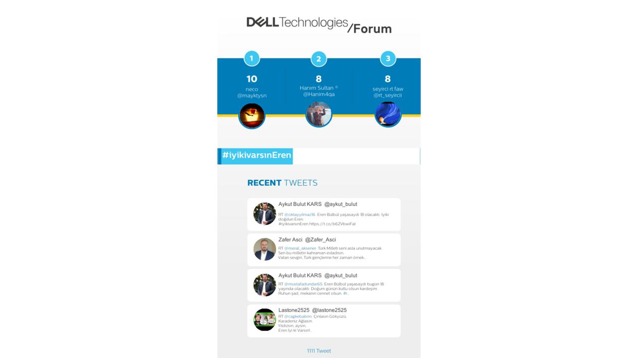 Twitter Challange - Event Software